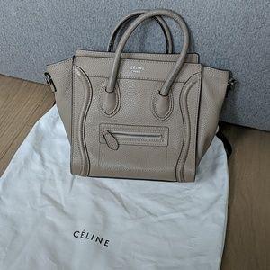 Authentic Celine Nano Luggage